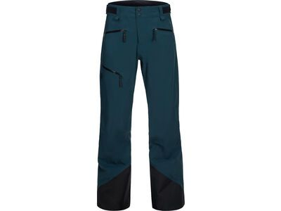 Peak Performance Teton Pants, teal extreme - Skihose