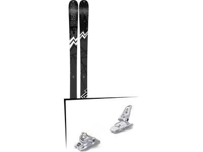 Set: K2 SKI Press 2019 + Marker Squire 11 ID white