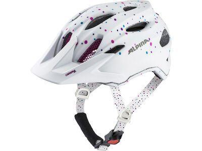 Alpina Carapax Jr. white polka dots 1