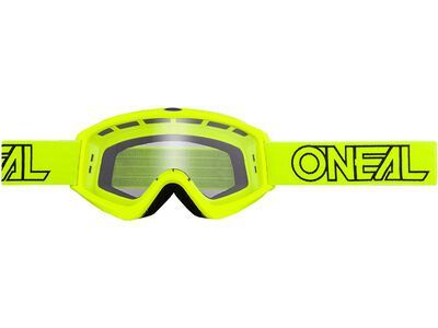 ONeal B-Zero Goggle Clear hi-viz