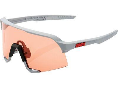 100% S3 - HiPER Coral ML Mir soft tact stone grey