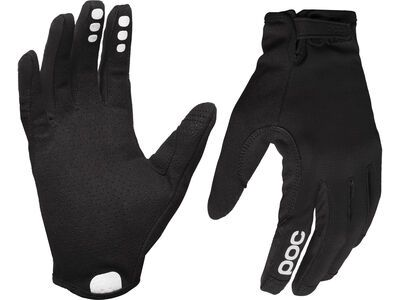 POC Resistance Enduro Adjustable Glove uranium black
