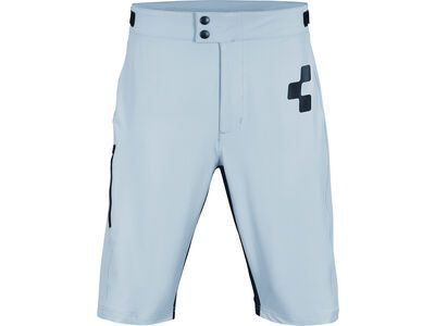 Cube Teamline Baggy Shorts, grey´n´black - Radhose