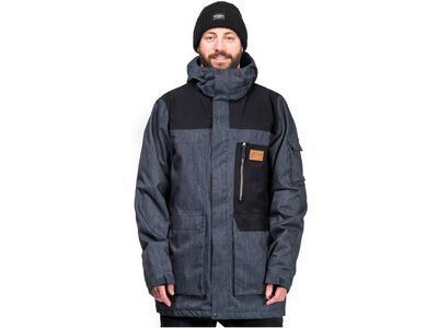 Horsefeathers Washburn Jacket, denim - Snowboardjacke