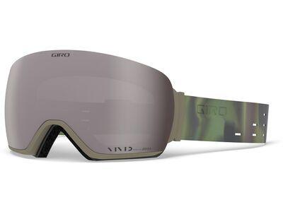 *** 2. Wahl *** Giro Article inkl. WS, trees/Lens: vivid onyx - Skibrille |