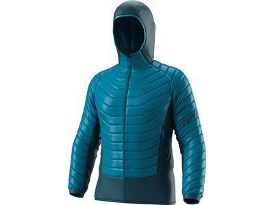 Dynafit TLT Light Insulation Hooded Jacket M reef