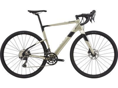 Cannondale Topstone Carbon 4 champagne 2021