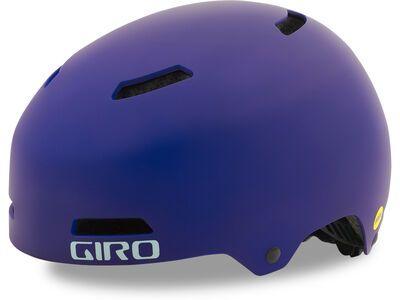 Giro Dime FS, mat purple - Fahrradhelm