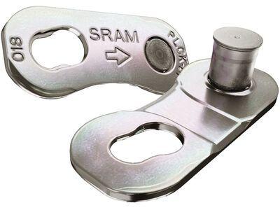 SRAM 12S Powerlock - 12-fach, silber - Kettenverschluss