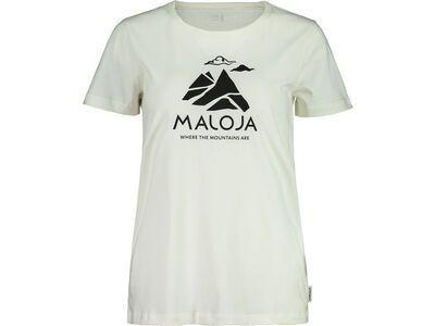 Maloja TurettaM., vintage white - T-Shirt