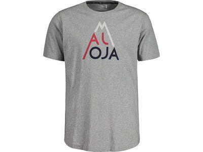 Maloja AlvagniM., grey melange - T-Shirt