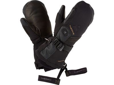 Therm-ic Ultra Heat Mittens, black - Heizhandschuhe
