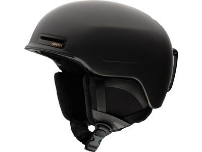 Smith Allure, matte black pearl - Snowboardhelm