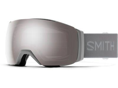 Smith I/O Mag XL inkl. WS, cloudgrey /Lens: cp sun platinum mir - Skibrille