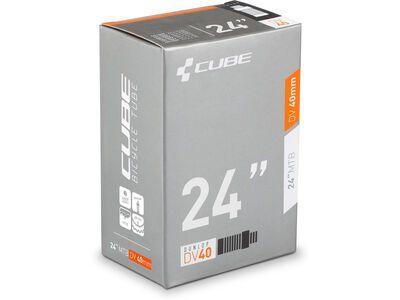 Cube Schlauch 24 Junior/MTB DV - 1.75-2.35