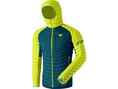 Dynafit Radical Down RDS Hooded Jacket M lime punch