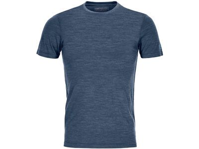 Ortovox 120 Cool Tec Clean T-Shirt M blue lake blend