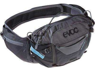 Evoc Hip Pack Pro 3l, black/carbon grey - Hüfttasche