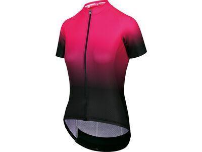 Assos UMA GT Summer SS Jersey c2 Shifter foxyriser pink