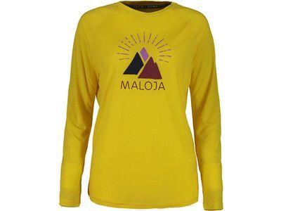 Maloja PlantaM., sunlight - Funktionsshirt