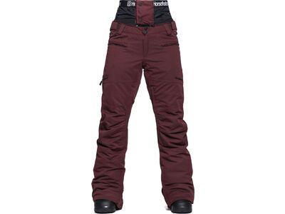 Horsefeathers Lotte 15 Pants, raisin - Snowboardhose