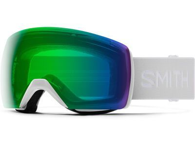 Smith Skyline XL, white vapor/Lens: cp everyday green mir - Skibrille