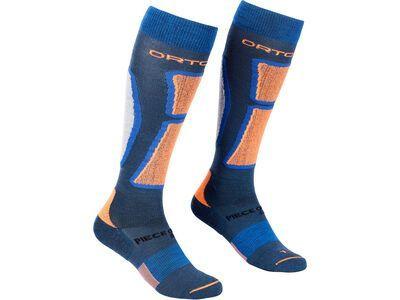 Ortovox Ski Rock'n'Wool Long Socks M petrol blue
