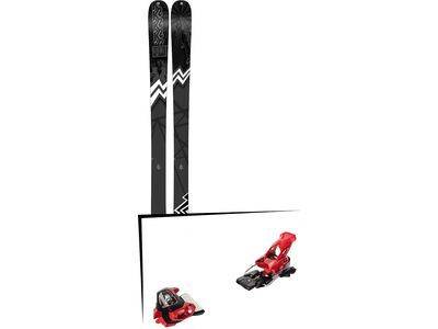 Set: K2 SKI Press 2019 + Tyrolia Attack² 18 X GW red