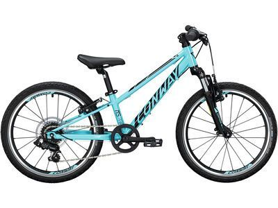 Conway MS 200 Suspension 2021, turquoise/black - Kinderfahrrad