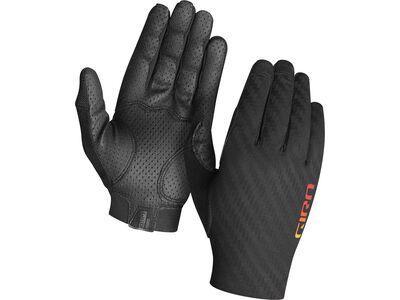 Giro Rivet CS, black/heatwave - Fahrradhandschuhe