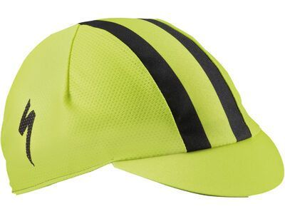 Specialized Cycling Cap Light, hyper green/black - Radmütze