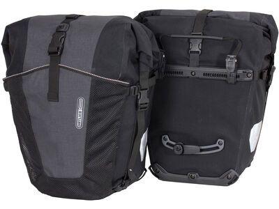 Ortlieb Back-Roller Pro Plus (Paar), granit-schwarz - Fahrradtasche