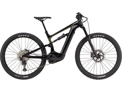 Cannondale Habit Neo 3 black 2021