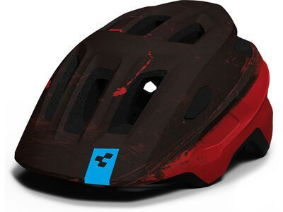 Cube Helm Talok, red - Fahrradhelm