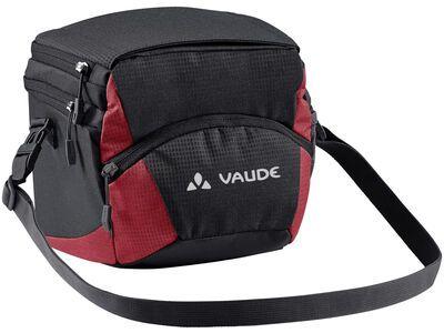 Vaude OnTour Box M (KLICKfix ready) black/carmine