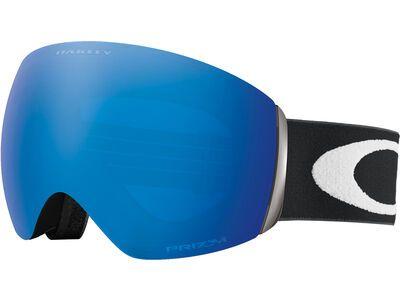 Oakley Flight Deck Prizm, matte black/Lens: sapphire iridium - Skibrille