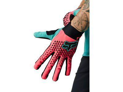 Fox Womens Defend Glove pink