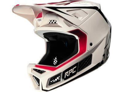 Fox Rampage Pro Carbon Helmet Daiz, oat - Fahrradhelm