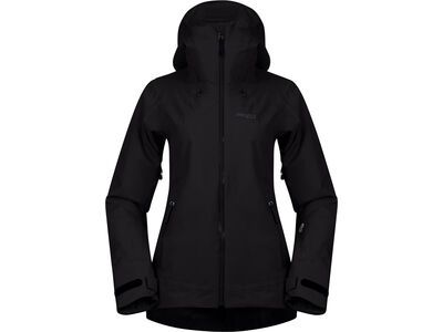 Bergans Stranda Insulated Hybrid W Jacket black/solid charcoal