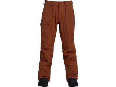 Burton Southside Pant, chestnut - Snowboardhose