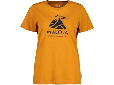 Maloja TurettaM., tiger - T-Shirt