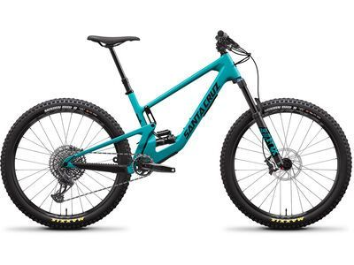 Santa Cruz 5010 C S 2021, loosely blue - Mountainbike