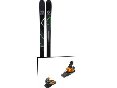 Set: Völkl Kanjo 2018 + Salomon Warden MNC 13 saffron/black
