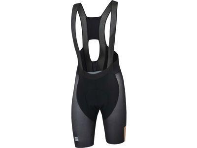 Sportful BodyFit Pro Air Bibshort, black/gold - Radhose