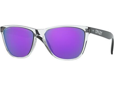 Oakley Frogskins Prizm 35th Anniversary, polished clear - Sonnenbrille
