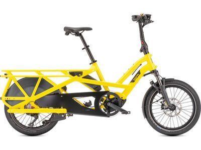 Tern GSD S10 2021, school bus yellow - E-Bike
