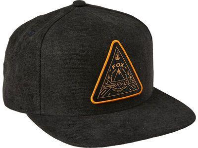 Fox Legion Snapback Hat black