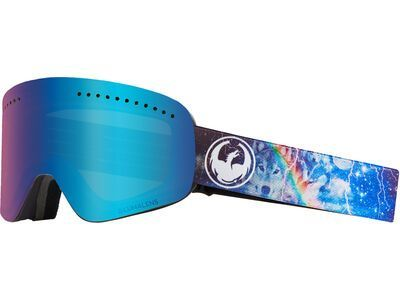 Dragon NFX inkl. WS, galaxy/Lens: lumalens blue ionized