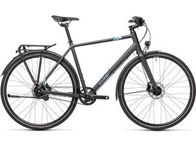 Cube Travel EXC iridium´n´blue 2021