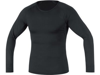 Gore Wear M Base Layer Shirt Langarm black